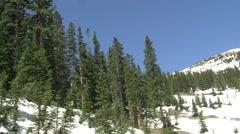 Rocky Mountain National Park, Colorado - stock footage