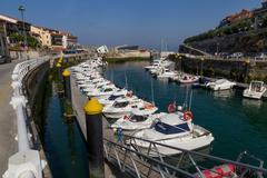Marina Llanes Asturias - stock photo