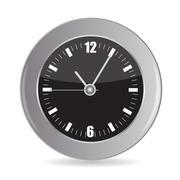 Glossy Compass. Vector Illustration Stock Illustration