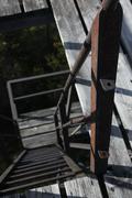 Rusty Chairs - stock photo