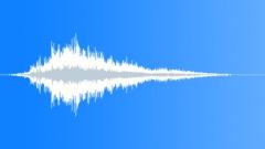 Horror Wood Rattle 3 Sound Effect