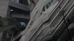 Amsterdam HD Ajax football stadium Stock Footage