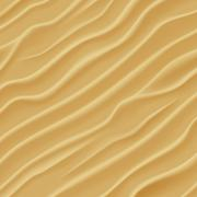 Sand texture. Desert sand dunes - stock illustration