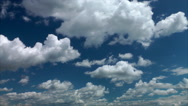 Stock Video Footage of Clouds, sky, movement and changes in the atmosphere, time lapse. 11