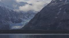 Alaska Glacial Blue Deep Dream Stock Footage