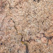 Natural granite stone texture background. Rough and rusty. Close-up - stock photo