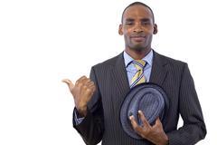 Businessman Advertising Stock Photos