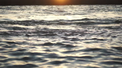 River Current Stock Footage