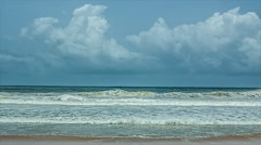 Real Storm Waves 2 Stock Footage