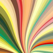 Abstract colorful background. Vector illustration. Can be used f - stock illustration