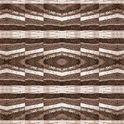 Stock Illustration of Geometric Collage Decorative Pattern
