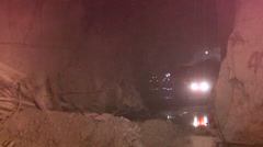 Stock Video Footage of Mining-UG Truck5