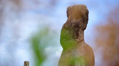 Easter Island Statue 03 HD Stock Footage