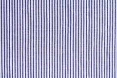 Striped textile background or texture Stock Photos