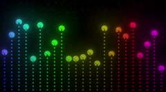 Arcade LED PacalizerHD Stock Footage