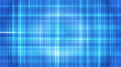 Broadcast Intersecting Hi-Tech Lines, Blue, Abstract, Loopable, HD Stock Footage