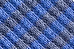 Background texture of handmade crochet work - stock photo