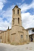 Orthodox christian  church of Agios Ioannis in Nicosia, Cyprus - stock photo