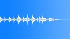 Unfashionable Logo 3 (Piano Solo) - stock music