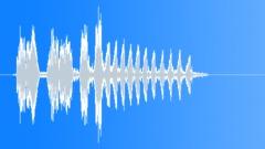 Spring bird twirl - sound effect