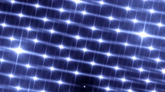 Floodlights disco background. - stock footage