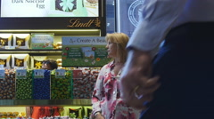Lindt siege Sydney cafe reopens 35 4K Stock Footage