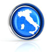 Italy icon Stock Illustration