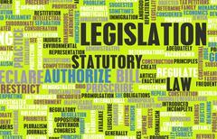Legislation - stock illustration