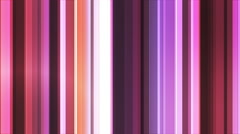 Broadcast Twinkling Hi-Tech Bars, Multi Color, Abstract, Loopable, HD Stock Footage