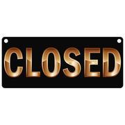 Plate closed. Stock Illustration