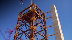 Stock Video Footage of Construction Bolier3