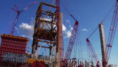 Stock Video Footage of Construction Bolier2