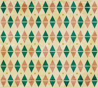 Seamless aged diamond pattern Stock Illustration