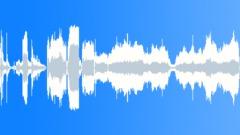 Sounds of heavy construction machines, concrete vibrator Sound Effect