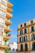 Birthplace of Pablo Picasso - stock photo