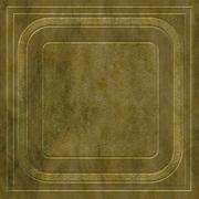 Decorative marble tile generated texture Stock Illustration