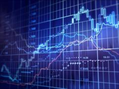 stock market - stock illustration