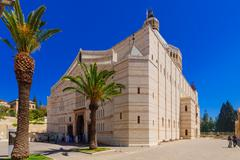 The Church of Annunciation - stock photo