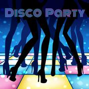 Disco party Stock Illustration