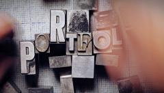 Portfolio TimeLapse Stock Footage