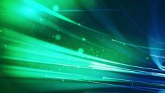 Green space energy background loop Stock Footage