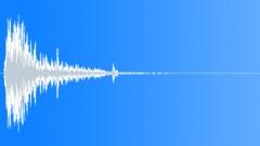 Bursting big bang Sound Effect