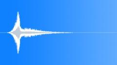 Harsh Laser Swoosh 04 - sound effect