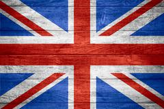 Flag of Great Britain Stock Illustration