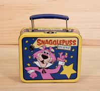 Snagglepuss lunch box - stock photo