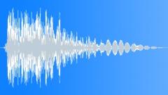 Bat Weapon Impact Flesh 4 Sound Effect