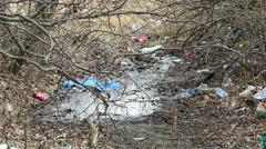 Litter Creek 1 - stock footage
