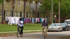 Housing Projects In South Carolina Stock Footage