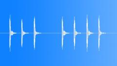 Woodpecker Pecking - sound effect