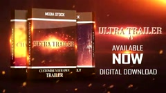 ULTRA TRAILER V1 - stock after effects